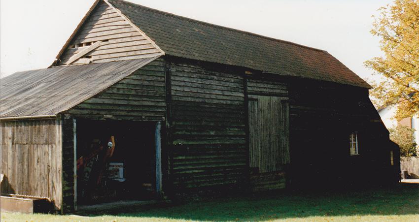 Debden Barns pre conversion 1998