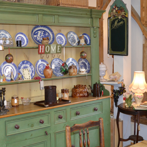 Berrick Antiques at Debden Barns Saffron Walden