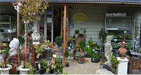 Courtyard Garden Antiques at Debden Barns, Saffron Walden