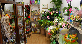Evergreen Florists at Debden Barns Saffron Walden