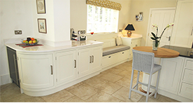 Knights Country Kitchens at Debden Barns Saffron Walden
